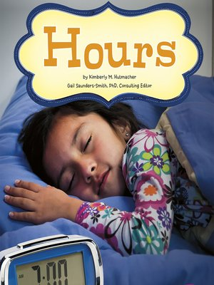 cover image of Hours