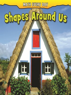 cover image of Shapes Around Us