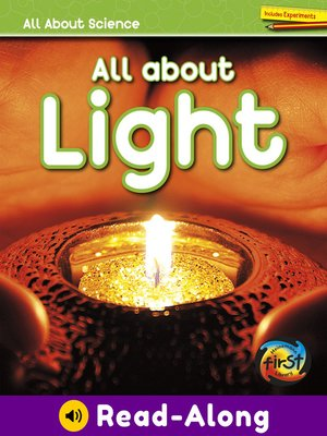 cover image of All About Light