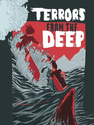 cover image of Terrors from the Deep