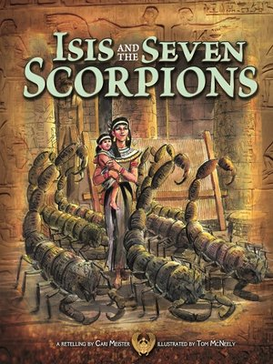 cover image of Isis and the Seven Scorpions