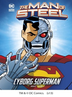 cover image of Cyborg Superman