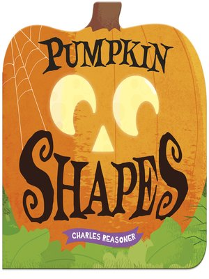 cover image of Pumpkin Shapes