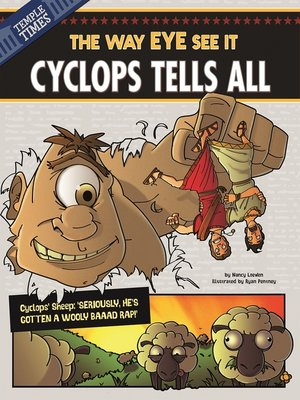 cover image of Cyclops Tells All