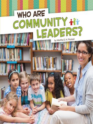 cover image of Who Are Community Leaders?