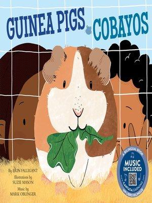 cover image of Guinea Pigs / Cobayos