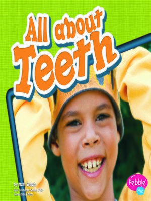cover image of All about Teeth