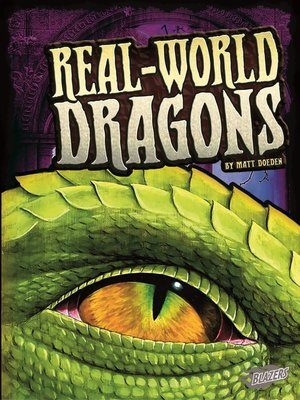 cover image of Real-World Dragons