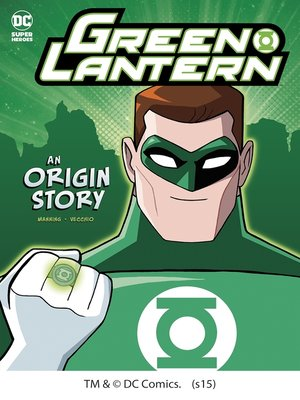 cover image of Green Lantern