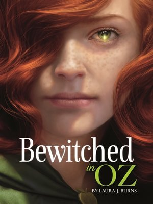 cover image of Bewitched in Oz