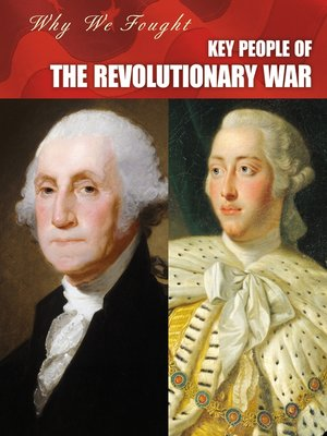 cover image of Key People of the Revolutionary War