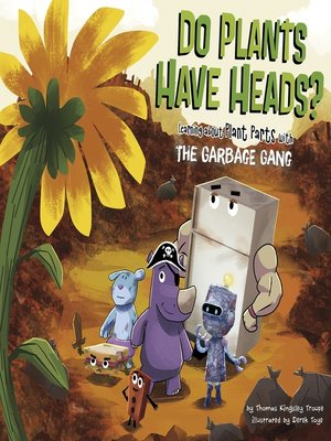 cover image of Do Plants Have Heads?