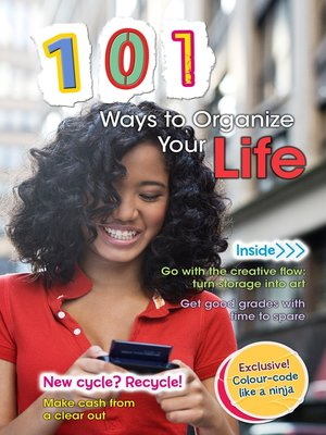 cover image of 101 Ways to Organize Your Life