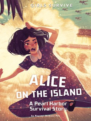 cover image of Alice on the Island