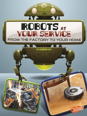 cover image of Robots at Your Service