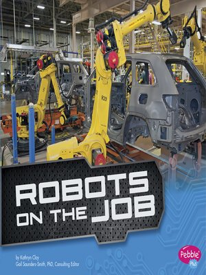 cover image of Robots on the Job