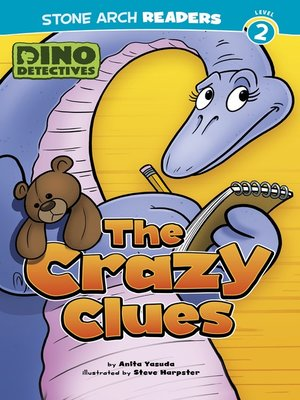 cover image of The Crazy Clues