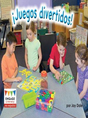 cover image of ¡Juegos divertidos!