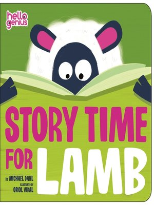 cover image of Story Time for Lamb