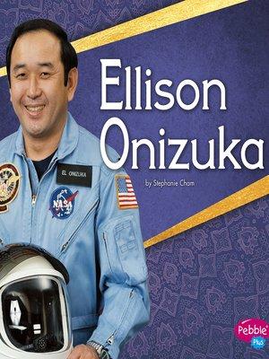 cover image of Ellison Onizuka