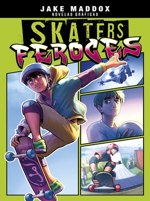cover image of Skaters feroces