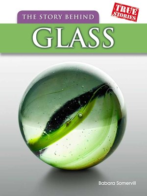 cover image of The Story Behind Glass
