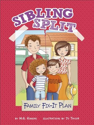 cover image of Family Fix-It Plan