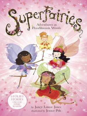 cover image of Superfairies