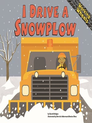 cover image of I Drive a Snowplow