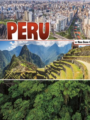 cover image of Let's Look at Peru