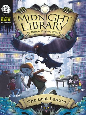 cover image of The Lost Lenore