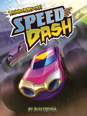 cover image of Speed Dash