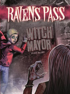 cover image of Witch Mayor
