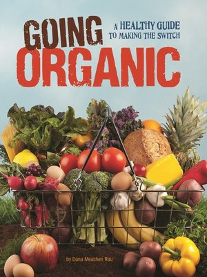 cover image of Going Organic