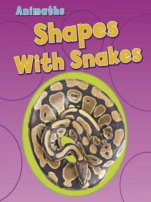 cover image of Shapes with Snakes