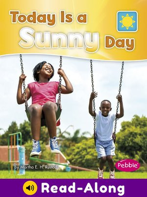 cover image of Today is a Sunny Day