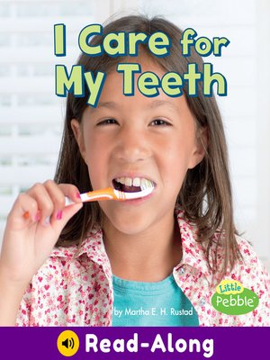 cover image of I Care for My Teeth