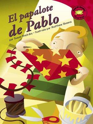 cover image of El papalote de Pablo
