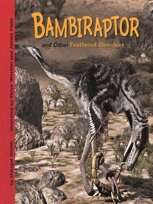 cover image of Bambiraptor and Other Feathered Dinosaurs