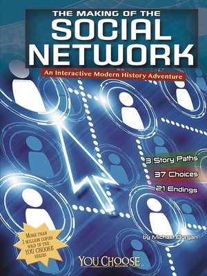 cover image of The Making of the Social Network