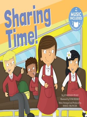 cover image of Sharing Time!