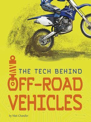 cover image of The Tech Behind Off-Road Vehicles