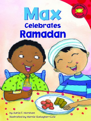 cover image of Max Celebrates Ramadan