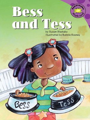 cover image of Bess and Tess