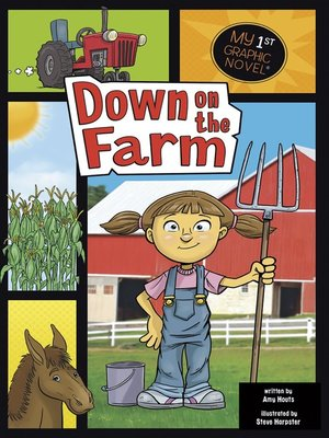 cover image of Down on the Farm