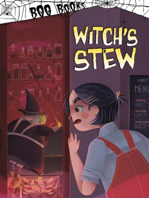 cover image of Witch's Stew