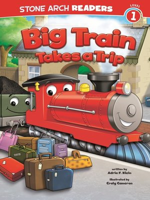 cover image of Big Train Takes a Trip