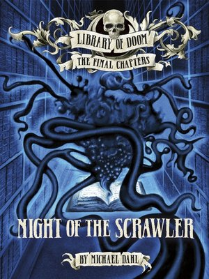 cover image of Night of the Scrawler