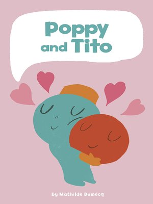 cover image of Poppy and Tito