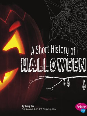 cover image of A Short History of Halloween